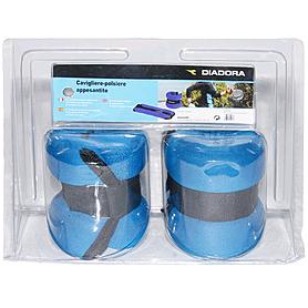 Фото 4 к товару Утяжелители для рук Diadora 2 шт по 0,5 кг