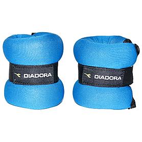 Фото 1 к товару Утяжелители для рук Diadora 2 шт по 1 кг