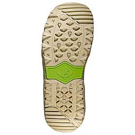 Фото 3 к товару Ботинки для сноубординга мужские универсальные Burton Moto 2014 цвет коричневый/зеленый