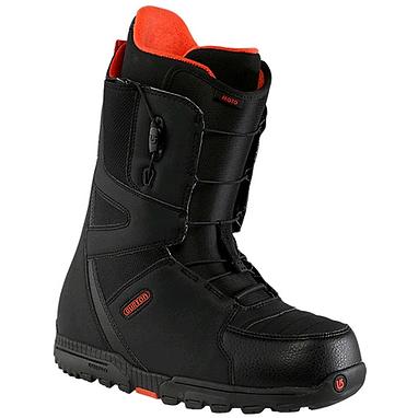Ботинки для сноубординга мужские универсальные Burton Moto 2014 цвет черный