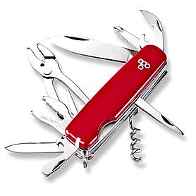 Фото 2 к товару Нож швейцарский Ego Tools A01.11.1