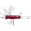 Нож швейцарский Ego Tools A01.12 красный - фото 2