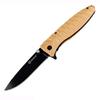 Нож складной Ganzo G620y желтый - фото 1