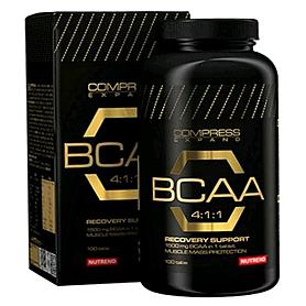Аминокомплекс Nutrend Compress BCAA 4:1:1 (100 таблеток)