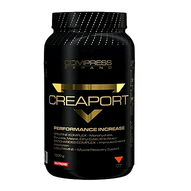 Креатин Nutrend Compress Creaport (1,2 кг)