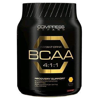 Аминокомплекс Nutrend Compress BCAA Instant Drink (500 г)