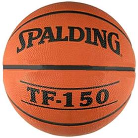 Мяч баскетбольный резиновый Spalding Perform73954Z TF-150 №6