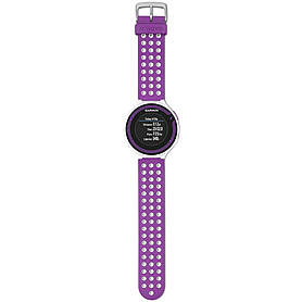 Фото 3 к товару Спортивные часы Garmin Forerunner 220 белые с фиолетовым