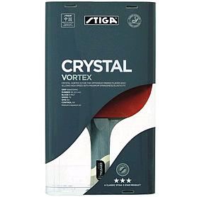 Ракетка для настольного тенниса Stiga Crystal Vortex WRB ACS 3*
