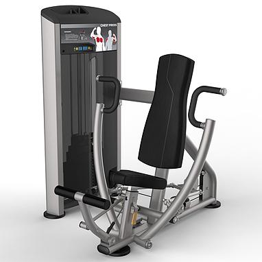 Жим от груди горизонтальный Impulse MAX Plus Chest Press Machine