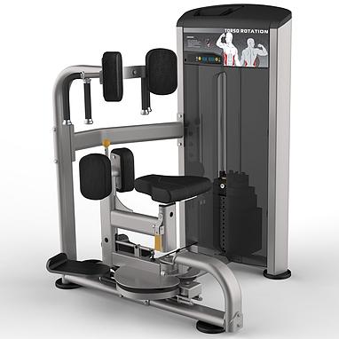 Твистер-машина Impulse MAX Plus Torso Rotation