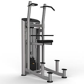 Комбинированный станок Impulse MAX Plus Weight Assisted Chin / Dip Combo