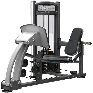 Жим ногами сидя Impulse Leg Press Machine
