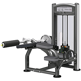 Сгибание ног лежа Impulse V Bench Leg Curl Machine