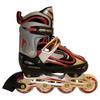 Коньки роликовые раздвижные Kepai F1-V1 красные - фото 1