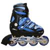 Коньки роликовые раздвижные Kepai F1-K10 синие - фото 1