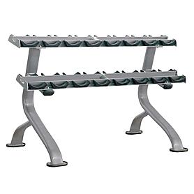 Стойка для гантелей (8 пар) Impulse Dumbbell Rack