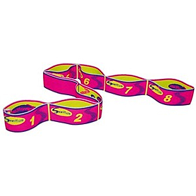 Эспандер для фитнеса Elastiband (15 кг) Sveltus