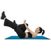Коврик для йоги (йога-мат) с отверстиями HD Mat Sveltus 10 мм 1309 - фото 3