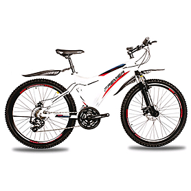 "Велосипед горный Premier Tsunami Disc 2.0 - 26"", рама - 17"", белый (TI-12592)"