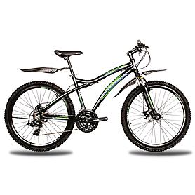 """Велосипед горный Premier Galaxy Disc - 26"""", рама - 17"""", черно-зеленый (TI-12593)"""