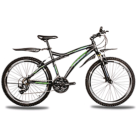 """Велосипед горный Premier Bandit 3.0 - 26"""", рама - 19"""", черно-зеленый (TI-12597)"""