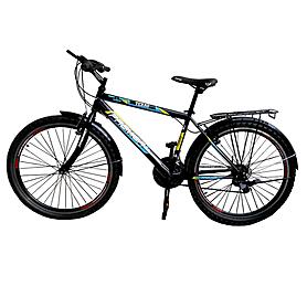 """Велосипед городской Premier Texas - 26"""", рама - 17"""", черный с голубым (TI-12605)"""