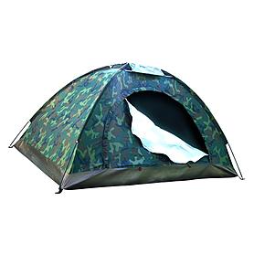 Палатка двухместная Mountain Outdoor (ZLT) 200х150х110 см хаки