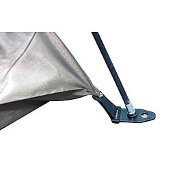 Фото 3 к товару Палатка двухместная Mountain Outdoor (ZLT) 200х150х110 см хаки