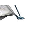 Палатка двухместная Mountain Outdoor (ZLT) 200х150х110 см хаки - фото 3