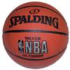 Мяч баскетбольный Spalding NBA Silver Outdoor - фото 2