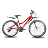 Велосипед горный Premier Rodeo 26'' красный с черно-белым рама 15