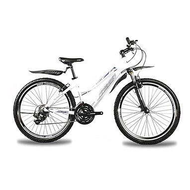 Велосипед горный Premier Rodeo 26'' бело-голубой рама 15