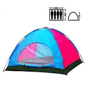 Палатка четырехместная Mountain Outdoor (ZLT) SY-013