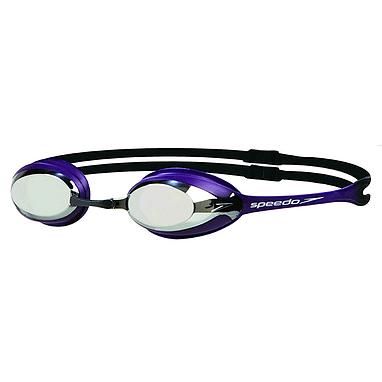 Очки для плавания Speedo Merit Mir Gog Au Assorted 3 фиолетовые