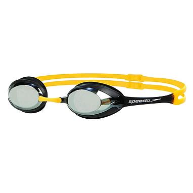 Очки для плавания Speedo Merit Mir Gog Au Assorted 3 желтые