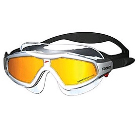 Очки для плавания Speedo Rift Pro Mir Mask Au Black/Orange