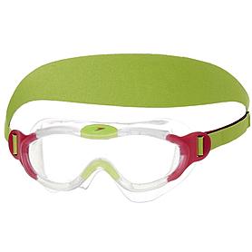 Очки для плавания детские Speedo Sea Squad Mask Ju Pink/Green