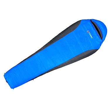Мешок спальный (спальник) левый Terra Incognita Siesta 300 синий