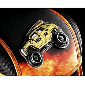 Фото 9 к товару Набор школьный Hama Step by Step Monster Truck II 5 предметов (ортопедический)