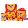 Набор школьный Hama Step by Step Butterfly 5 предметов (ортопедический) - фото 1