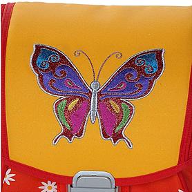 Фото 8 к товару Набор школьный Hama Step by Step Butterfly 5 предметов (ортопедический)