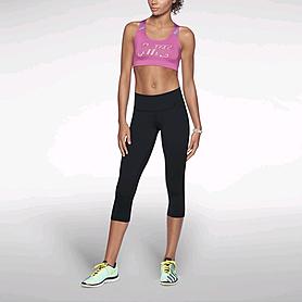 Фото 4 к товару Капри женские спортивные Nike Legendary Tight Capri
