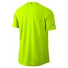 Футболка мужская Nike Miler SS UV (Team) зеленая - фото 2
