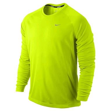 e9f52609 Футболка мужская Nike Miler LS UV (Team) - купить в Киеве, цена 499 ...