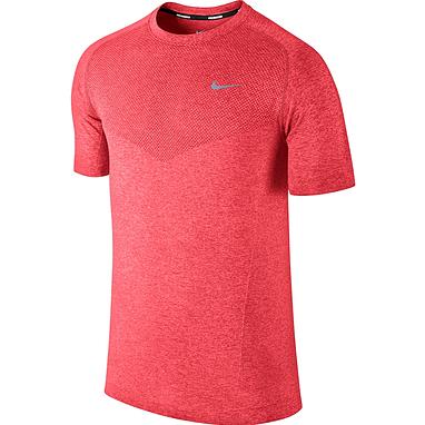 Футболка мужская Nike Dri-Fit Knit SS красная