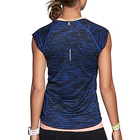Фото 3 к товару Футболка женская Nike Printed Miller SS V-Neck
