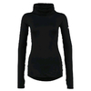 Футболка женская Nike Pro Hyperwarm Infinity черная - фото 1