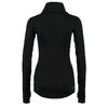 Футболка женская Nike Pro Hyperwarm Infinity черная - фото 2