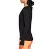 Футболка женская Nike Pro Hypercool LS Top черная - фото 3